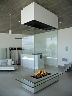 contemporary fireplace - custom fireplace - modern luxury fireplace - bespoke fireplace