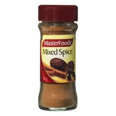 Mixed Spice – MasterFoods  30g | Shop Australia