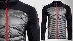 YETI анонсировала новую серию гибридных утеплённых курток Avon Hybrid Down