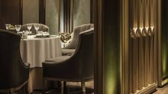 Yu Yuan at Four Seasons Seoul brings the grandeur of Shanghai's swinging to modern day Seoul in this Michelin-starred, Cantonese restaurant.