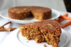 Tropical Carrot Cake Recipe, Easy Carrot Cake, Moist Carrot Cakes, Vegan Carrot Cakes, Bakery Recipes, Easy Cake Recipes, Sweet Recipes, Food Cakes, Cupcake Cakes