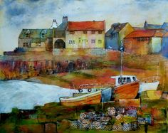 1235_Craster Harbour | by Malcolm Coils.