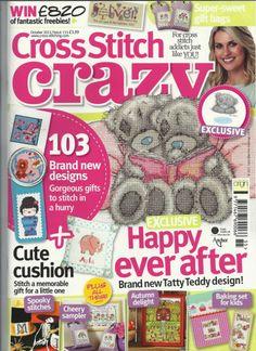 Cross Stitch Crazy 155