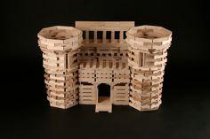 Keva Planks Castle