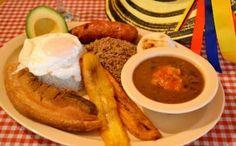 Descubre los sabores de Colombia