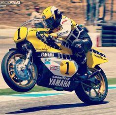Wonderful this Yamaha 500