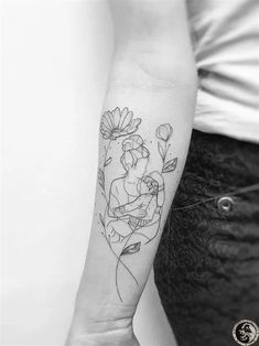 tattoos for moms with kids ~ tattoos for women ; tattoos for women small ; tattoos for moms with kids ; tattoos for guys ; tattoos for women meaningful ; tattoos with meaning ; tattoos for daughters ; tattoos on black women Mom Baby Tattoo, Mother And Baby Tattoo, Tattoo For Son, Tattoos For Kids, Tattoos For Daughters, Tattoos For Parents, Tattoos For Your Son, Tattoos For Mothers, Mommy Daughter Tattoos