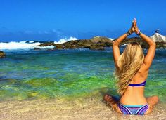 2 New Yoga Workouts You Can Do at Home via @PureWow