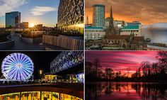 Beautiful BIRMINGHAM! Photographer sets out to change perception of Britain's maligned second city with stunning images #DailyMail