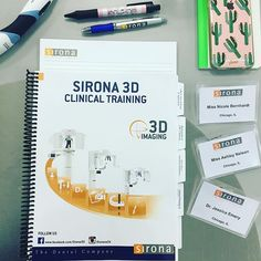 Day one with Sirona. We are psyched to learn all about 3D imaging!  @sirona3d @cerecbysirona @sironadental #dentalworld #dentallife #samedaydentistry #newdentaltech #dentistry #makesussmile