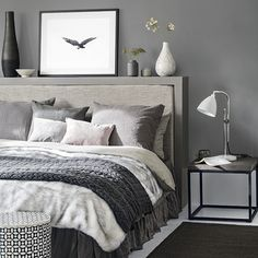 From smart hallways to cosy bedrooms, discover the ultimate shade of grey for every scheme
