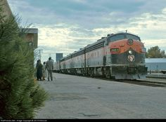 RailPictures.Net Photo: GN 362-C Great Northern EMD F9(A) at Morris, Minnesota by Jim Hinkhouse