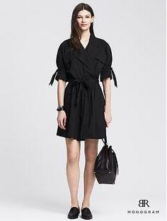 VivaLuxury - Fashion Blog by Annabelle Fleur: LITTLE BLACK SHIRTDRESS