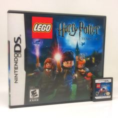 LEGO Harry Potter: Years 1-4 Nintendo DS game, comes with original case…