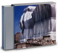Christo and Jeanne-Claude, Wrapped Reichstag, Berlin, 1971-95 (Limited Edition)