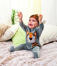 Kuschelige Strampelanzüge für kleine große Tiger!