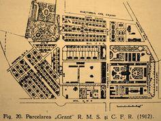 locuri în Bucureşti...: Parcelarea Belvedere