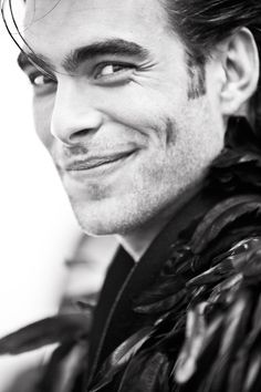 Jon Kortajarena, Spanish model, b. 1984,  photography by James Bort Looks mad ;) but yummy