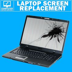 Laptop Screen Repair, Computer Repair Services, Screen Replacement, London, London England