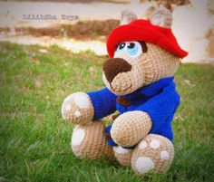 Amigurumi Paddington Bear : 1000+ images about amigurumi on Pinterest Crochet toys ...
