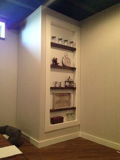 basement on pinterest sump pump window seats and light fixtures