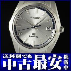 セイコー『グランドセイコー』SBGX071 メンズ SS/SS クォーツ 3ヶ月保証【高画質】【中古】b05w/08s/h15 A【楽天市場】