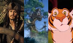 I marry Jack Sparrow, live in Tarzan's Treehouse, and have Rajah as a pet: MASH, Disney Edition Round 2 | Quiz