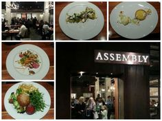 Assembly, Santa Cruz – Restaurant Review