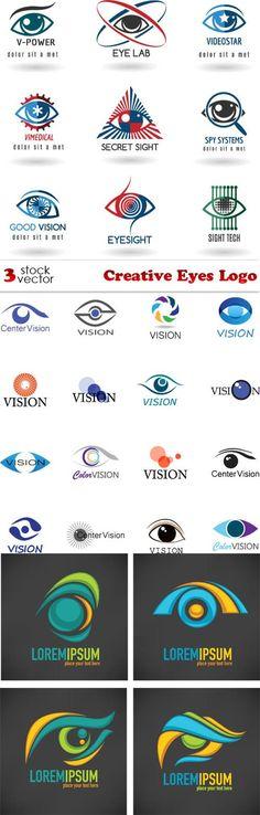 Vectors - Creative Eyes Logo