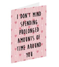 Valentine's Day Cards For People Who Are Bad At Feelings - Imgur
