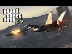 GTA 5:                                       Jet