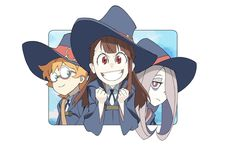 wallpapers free little witch academia  (Harrod Williams 2560x1600)