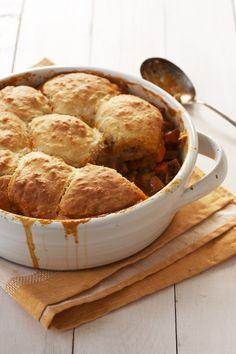 Carolina Pork & Sweet Potato Pie