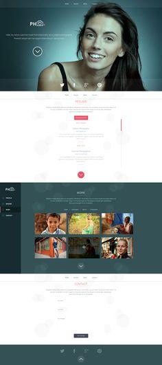 Web site for Jasmine Mayer photographer