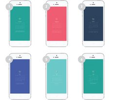Hooray: Free iPhone Wallpapers for 2015!