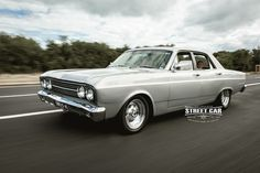 Aussie Muscle Cars, Ford Fairlane, Cool Cars, Colours, Vehicles, Rolling Stock, Vehicle, Tools