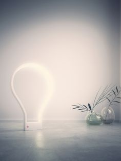 Silhouette Lamp by Mark Parsons
