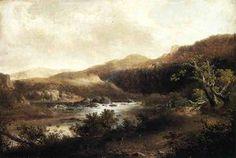 River Landscape - (Thomas Doughty)