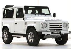 2012 Land Rover Defender SUV