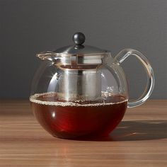 Bodum ® Assam Tea Press | Crate and Barrel