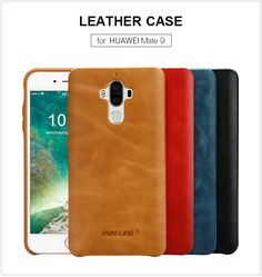 Jisoncase High Quality Leather case CellPhone for Huawei Mate 9 Apple Iphone 6, Iphone 7, Cell Phone Cases, Iphone Cases, 7 And 7, Leather Case, Hardware, Computer Hardware, Phone Case