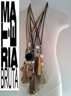 Materia Bruta: MATÉRIA BRUTA - DIY JEWELLRY