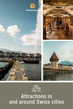 10 urban classics in Switzerland Switzerland Tourism, Lucerne Switzerland, The Ch, Zoos, Urban, Adventure, Geneva, Architecture, Waterfalls