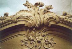 Luikse meubelen luiks meubel sculptuur stijl ornamenten luikse kasten houtsnijwerk op maat Houtsnijder ornamentsnijder Patrick Damiaens