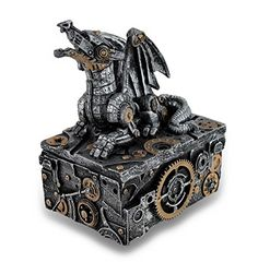 See our new post (Silver / Gold Enamel Steampunk Dragon Mini Trinket Box) which has been published on (Explore the World of Steampunk) Post Link (http://steampunkvapemod.com/product/silver-gold-enamel-steampunk-dragon-mini-trinket-box/)  Please Like Us and follow us on Facebook @ https://www.facebook.com/steampunkcostume/