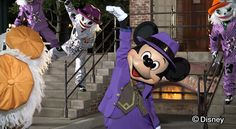 See what Toyko Disney has in store this October!