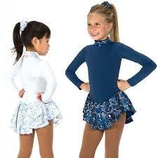 Resultado de imagen para Ice skating dress for girl