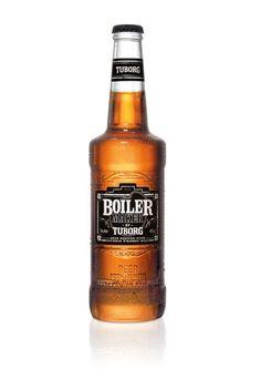 Популярный бренд Tuborg представляет новинку – уникальный сорт пива Boilermaker…