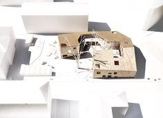 LETH & GORI + EMA: forfatterhuset kindergarten proposal | designboom