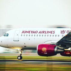#KaohsiungAirport #TakeOff #Aircraft #Airport #PanningPhotography #PhotoShooting #PhotoAndTraveling #LoveThisJob